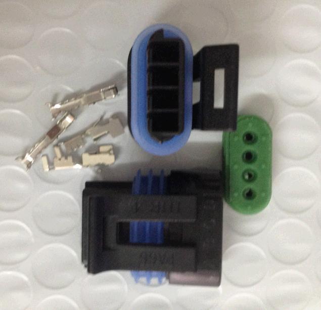 for changan/mini chi xiang/european force wei cx20 30 v3 idle speed motor wiring  harness plug socket