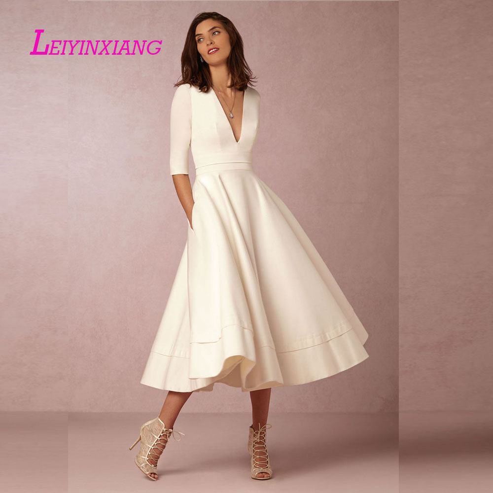 Weddings & Events Leiyinxiang 2019 Prom Dress Nuevo Vestido De Noche Largo Piso Longitud De La Sirena Que Rebordea Lentejuelas Sexy A-line V-neck A Great Variety Of Models