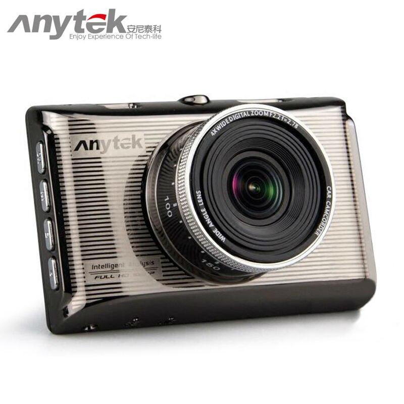 Оригинальный anytek X6 Автомобильный видеорегистратор 1080P Full HD Автоматическая Автомобильная Камера Новатэк 96650 видеорегистратор видео регистр...