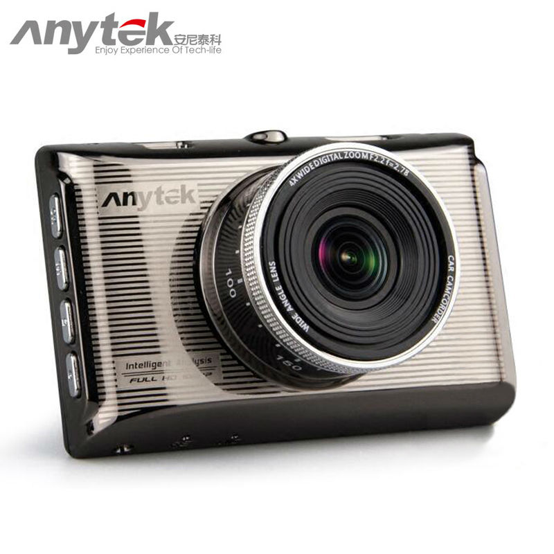 original anytek X6 car font b dvr b font 1080P full hd auto car font b