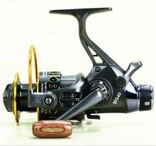 NEW HOT SALES MG60 FOR BIG FISH Ocean fresh saltwater ICE FLY CARP wheel spinning reel 11 Ball Bearings dual line control gaples