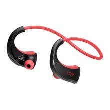 Dacom Armor Wireless Bluetooth V4.1 Earphones IPX5 Waterproof Running Headphones Ear-hook Sport Headset with Mic For iphone