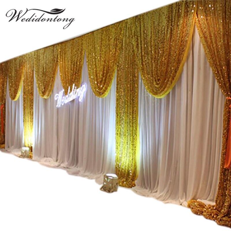 Aliexpress.com : Buy NEW 6mx3m Ice Silk Wedding Party