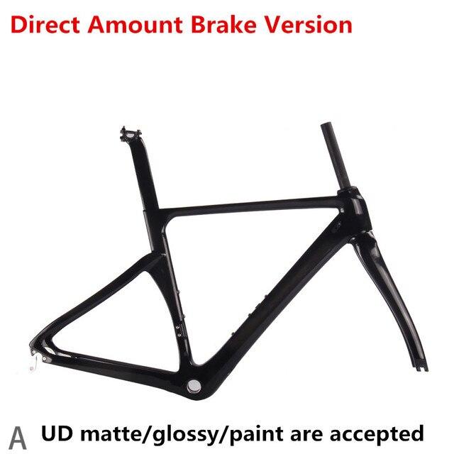 52cm New Design direct amount brake Hotest T8000 Full Carbon Fiber ...