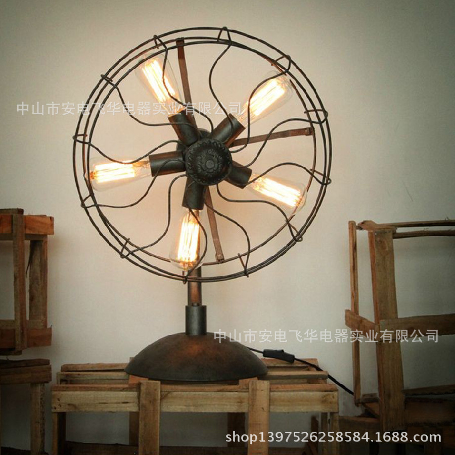 Creative Lamp lamp display picture - more detailed picture about loft warehouse