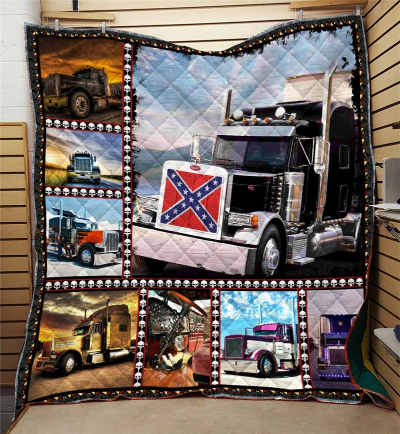 Summer Truck Driver Print Quilt Kids School Adults Bed Soft Warm Thin Blanket Cotton Quilt King Size Wholesale Custom PatternSummer Truck Driver Print Quilt Kids School Adults Bed Soft Warm Thin Blanket Cotton Quilt King Size Wholesale Custom Pattern