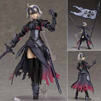 Anime Fate Grand Order Avenger Jeanne d'Arc Alter Figma 390 Cute Action Figures PVC Doll Collection Model Toys Gifts