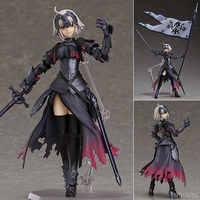 Anime Fate Grande Ordine Avenger Jeanne d'Arc Alter Figma 390 Carino Action Figures PVC Doll Collection Modello Giocattoli Regali