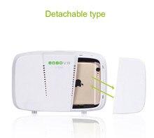 Virtual Reality 3D VR Glasses BOBO Z2 Google Cardboard Head Mount VR BOX Headset for 4~6′ Smarthone for samsung s6