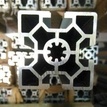 Extrusión de aluminio estándar europeo o perfil de aluminio para Perfil de ventana por perfil de aluminio 6060L