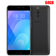 "Original Meizu M6 Note 4GB 64GB 4G LTE Snapdragon 625 Octa Core 5.5"" FHD 1920X1080P 4000mAh Battery Cell Phone Fingerprint"