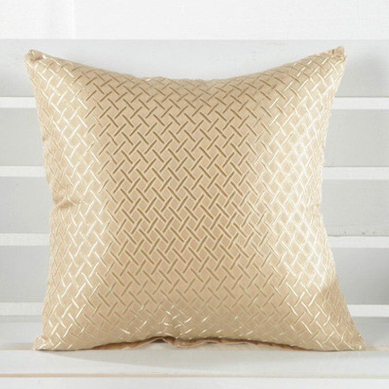BZ40 Luxury Cushion Cover Pillow Case Home Textiles Supplies Lumbar Adorable Decorative Lumbar Pillows For Chairs