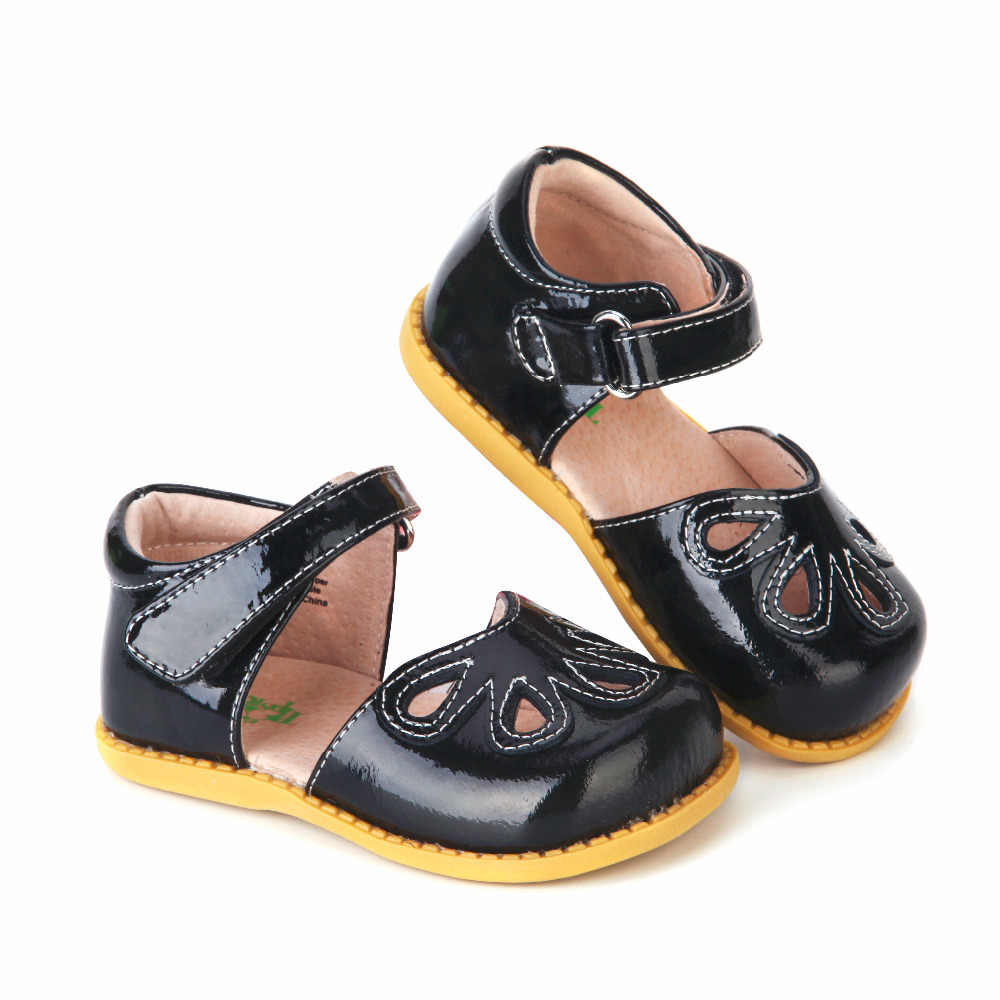 b8e33754362 ... TipsieToes Top Brand Petal 100% Soft Leather In Summer New Boys And Girls  Children Beach ...