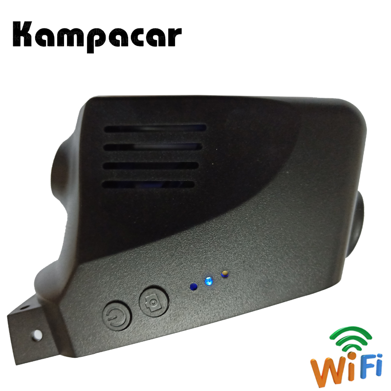 Kampacar Car Wifi DVRs Dash Cam For Porsche Cayenne