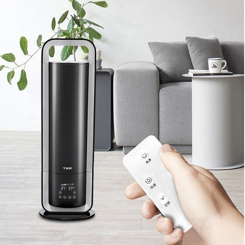220V 5L Household Electric Air Humidifier Intelligent Touch Control Humidifier High Quality Mute HUmidifiers EU/AU/UK/US 220v 6 2l household electric air purifying humidifiers mute intelligent aromatherapy humidifier mist maker with timer function