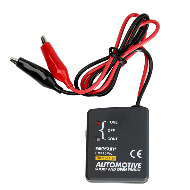 Universal Em415pro Automotive Cable Wire Tracker Car Tracer Finder Test Short Open Dc 6 42v Auto Circuit In Electrical Testers