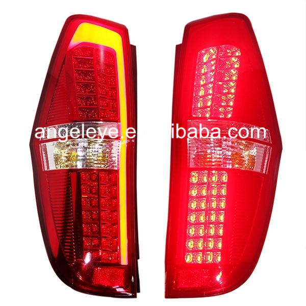 For Hyundai Grand Starex H1 LED Tail Lights Red Color 2007-2014 Year WH santa fe full led tail light for hyundai 2007 2012 year red smoke color