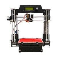High Quality Prusa I3 Pro W DIY 3D Printer Kit 200x200x180mm Printing Size 1 75mm 0
