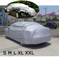 Universal Car Covers Styling Indoor Outdoor Sunshade Heat Protection Waterproof Dustproof Anti UV Scratch Resistant Sedan