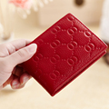 New Arrival Soft Genuine Leather ID Card Credit Holders  Real Leather Slim Card Holder  5 Color Factory Price On Sale