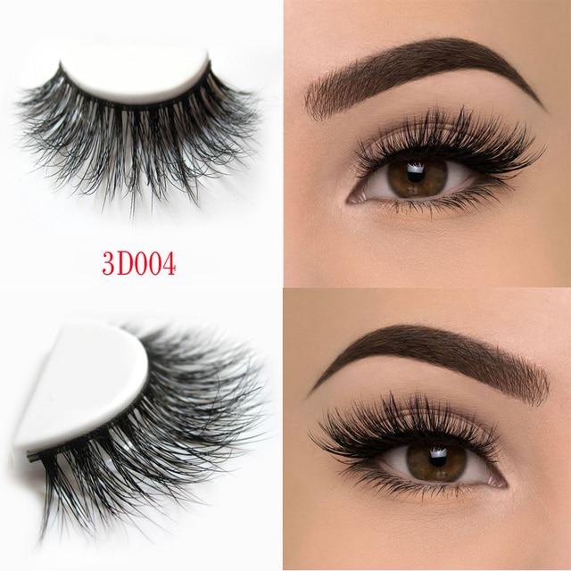 d02fb7b6d8e Arison Lashes Beauty mink eyelashes 3D MINK False Eyelashes Messy Cross  Dramatic Fake Eye Lashes Professional