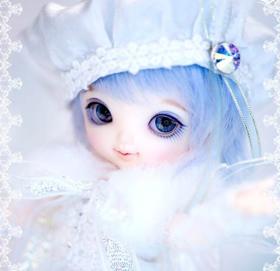 1/8 scale BJD about 15cm pop BJD/SD cute kid pukiFee Cupid Resin figure doll DIY Model Toy gift.Not included Clothes,shoes,wig