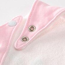 Newborn Cotton Baby Bibs for Boys Girls