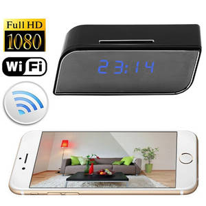 1080 P WIFI Mini Camera P2P Security Night Vision Motion Detection Home Security