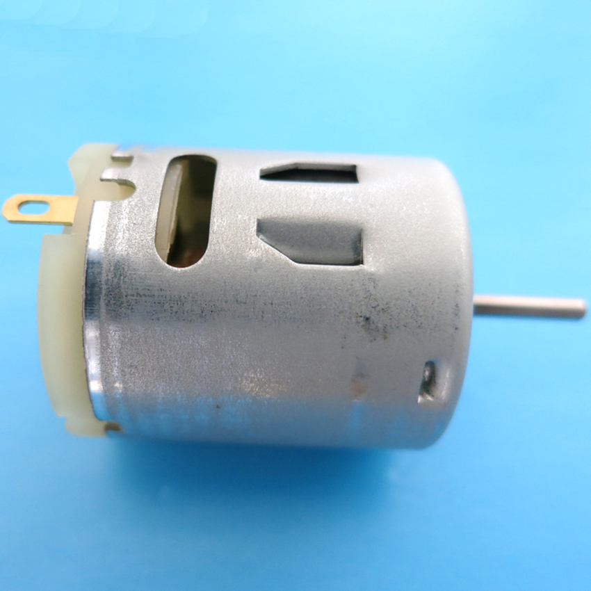 365 DC Motor 6-12V 2000-5000 RPM Large Torque High Power Low Noise Diy small electric drill motor Electronic Component Motor