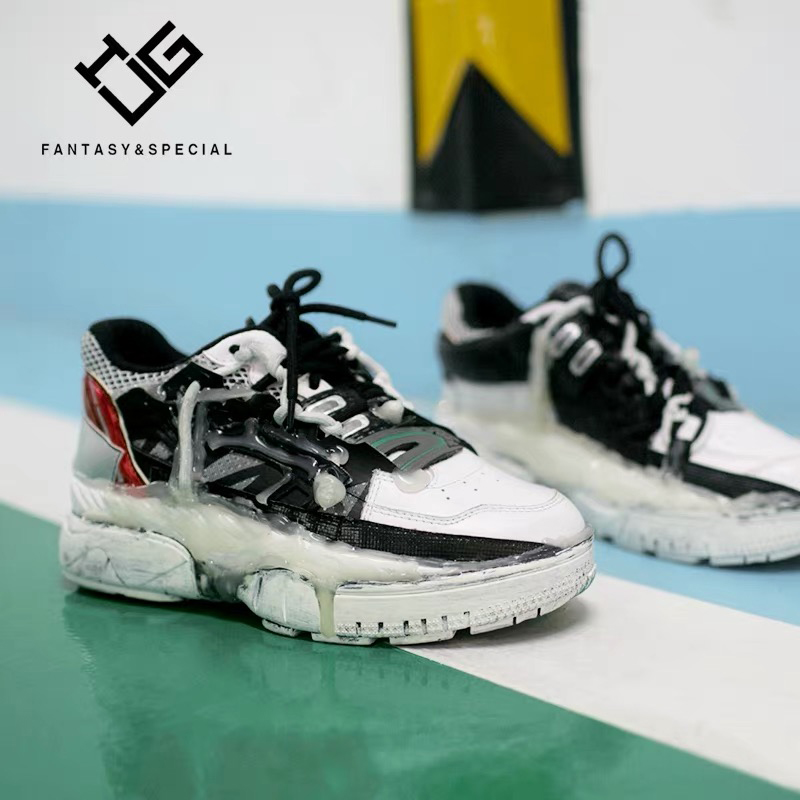2019 En Mode Noir Nouvelle Marque Cuir Véritable Femmes Sneakers Chaussures Décontractées Maille blanc Pour Ugi zqtgXO