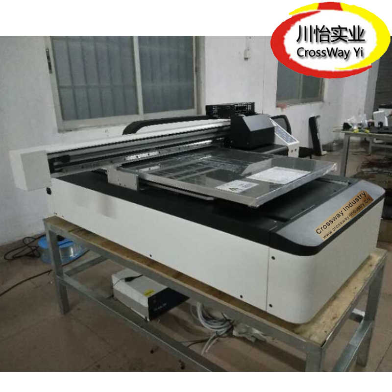 DX5 dx7 xp600 Head Flatbed UV printer with 60cm*90cm