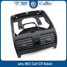 Oem painel de ventilação ar frente traço a/c aquecedor saída ventilação para vw volkswagen jetta mk5 golf gti coelho 1k0819728j 1kd 819 728 1qb