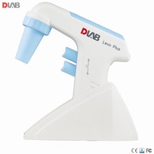 Dragon lab Levo Plus PipetteFiller 0.1-100ml Large capacity electric pipette droper pipette controller, Auxiliaries micro digital adjustable pipette 0 5 10ul pipette shanghai refinement