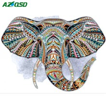 AZQSD Diamond Embroidery Animal Series 5D Painting Cross Stitch Special Shaped Mosaic DIY Hobby Factory Direct