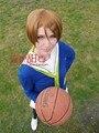 2016 New Japanese anime Heat Kuroko's Basketball Aida Riko cosplay wig role