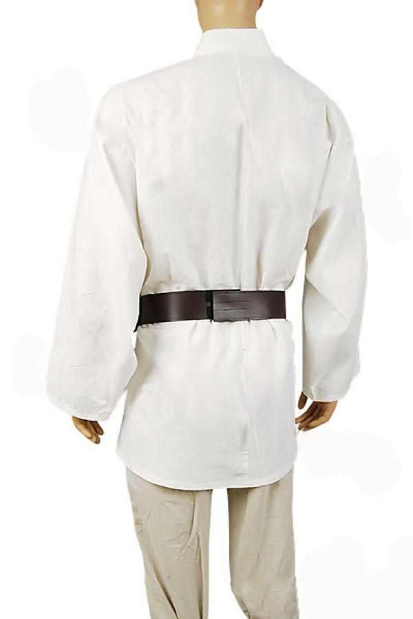 Jedi Ritter Luke Skywalker Halloween Cosplay Kostüm Outfit Tunika Anzug Halloween Karneval Frauen Männer Voller Sets