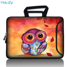 tiger 10 11 12 13 14 15.6 17.3 inch Laptop pouch Ultrabook Sleeve Notebook Bag briefcase for Macbook Air Case SBP-151125