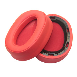 Image 4 - Poyatu 100ABN Ear Pads for SONY MDR 100ABN H900N WH H900N Headphone Replacement Ear Pad Cushion Cups Cover Earpads Repair Parts