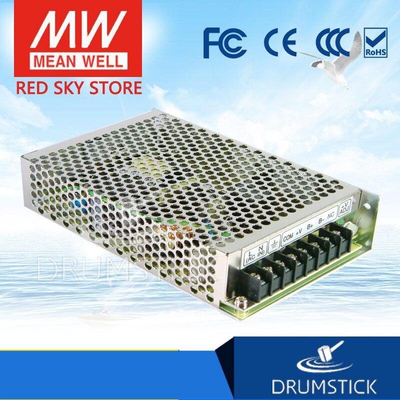 Spezielle bietet MEAN WELL AD-55A meanwell AD-55 51,38 W Einzigen Ausgang mit Batterie Ladegerät (UPS Funktion) netzteil