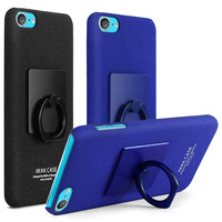 Imak Cowboy Hard Case And Screen Protector For Ipod Touch6 Back Cover With Finger Ring Holder