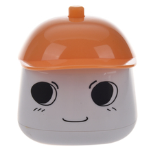 Cute Mini USB Air Mist Humidifier for Bedrooms, Living Rooms,Car,Home and Office orange