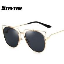 Snvne gafas de Sol tendencia de La Personalidad gafas de sol para hombres mujeres Marca de diseño gafas de sol oculos feminino hombre masculino KK408