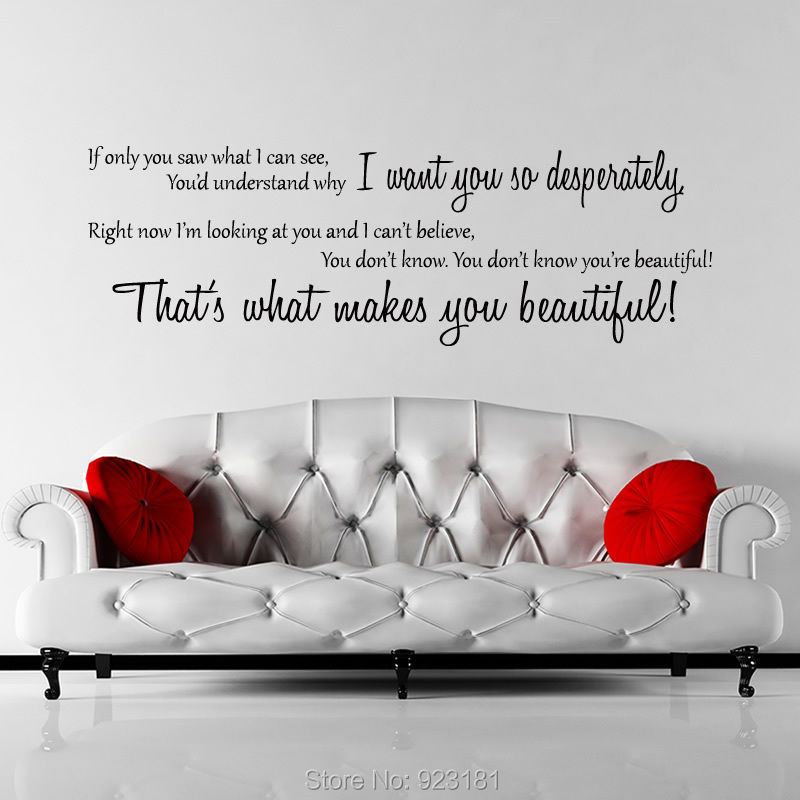 Diy One Direction Wall Decor : Compare prices on direct lyrics ping buy low