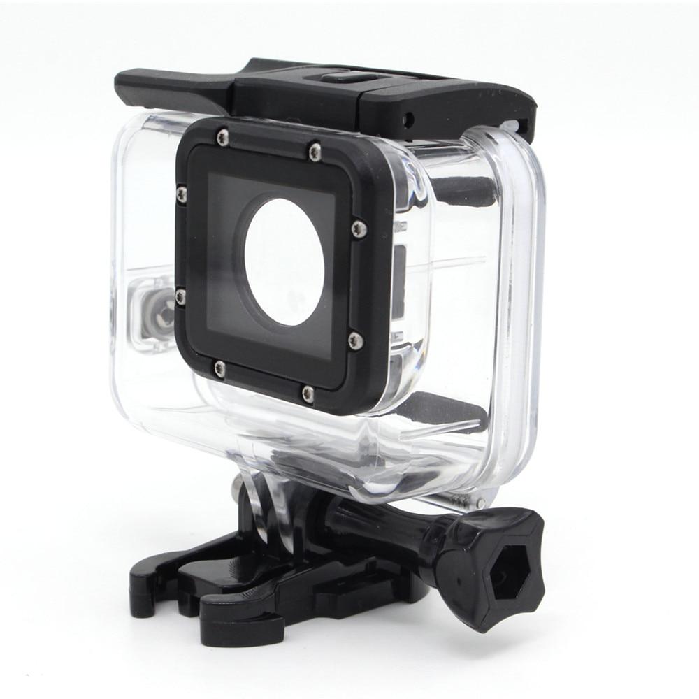 30 M Dokunmatik Ekran Gopro Hero 6 Için Su Geçirmez Konut Case 5 - Kamera ve Fotoğraf - Fotoğraf 2