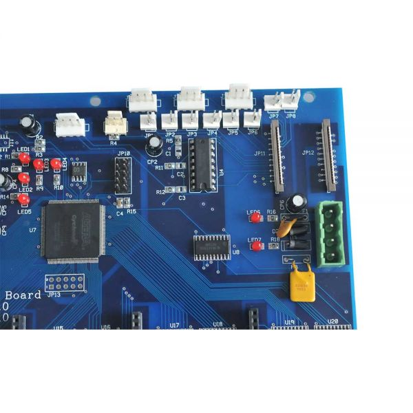 Infiniti FY-3206 Printer Carriage Board infiniti printer spare parts fy 3286t printhead converting board