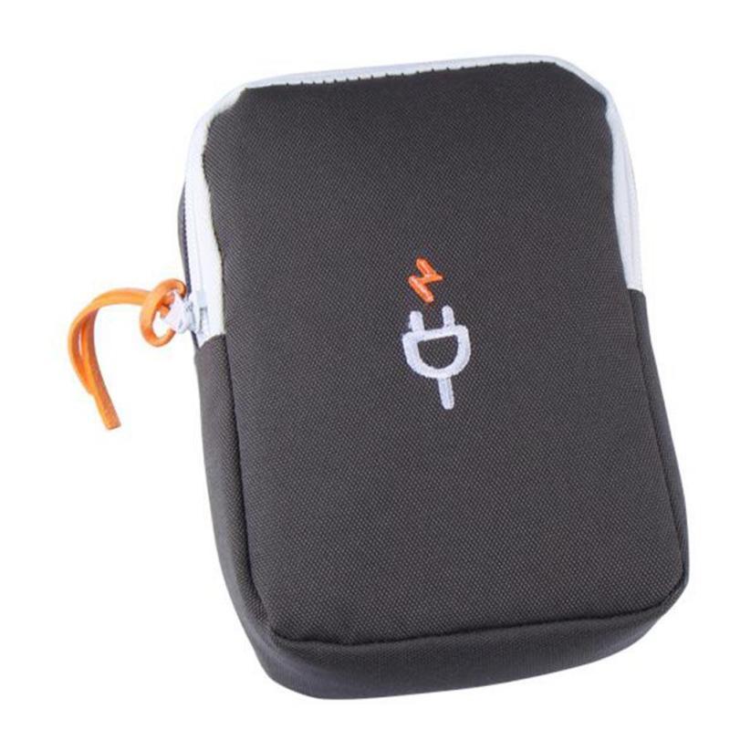 Portable Digitale Opslag Reistas Datakabel Charger Cord Pouch Power - Home opslag en organisatie