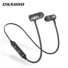 Auriculares inalámbricos Bluetooth, Auriculares deportivos de graves con micrófono para teléfono xiaomi