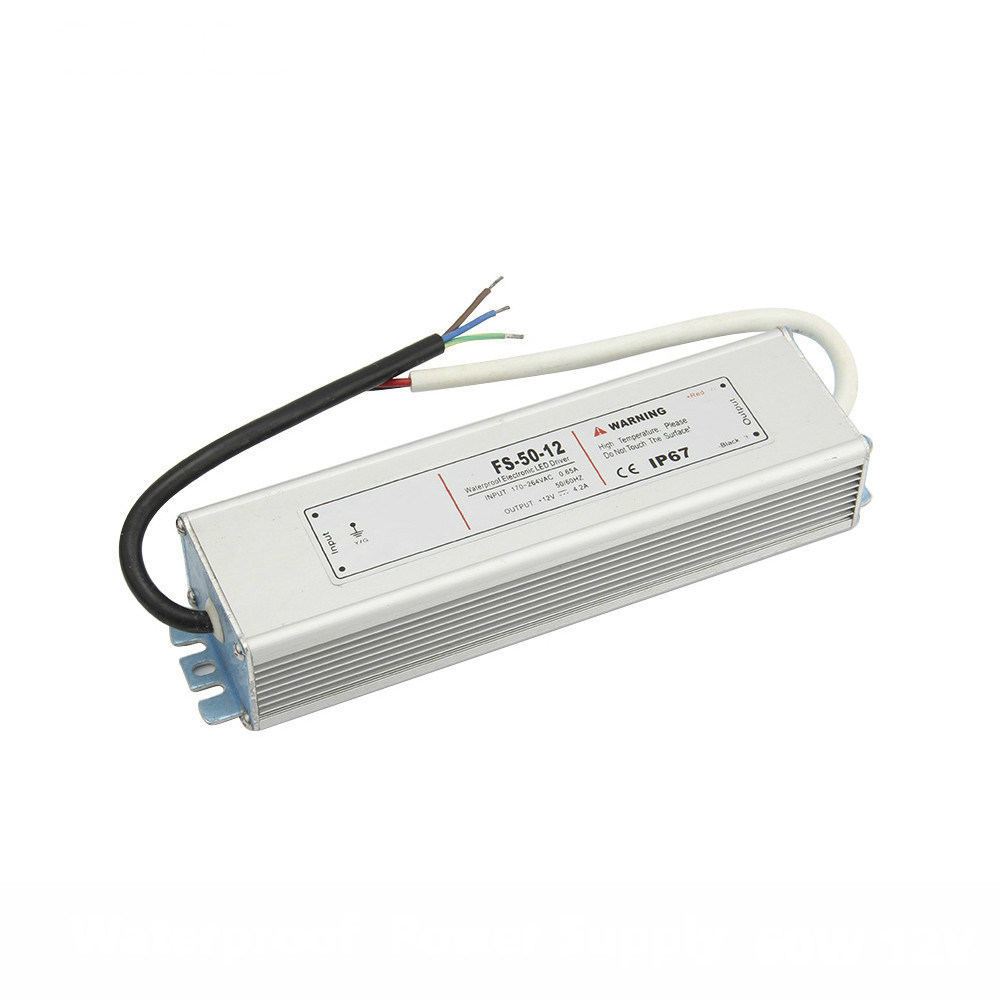 AC 170-260V To DC 12V-48V 60W Led Driver Transformer Waterproof Switching Power Supply Adapter,IP67 Waterproof Outdoor Strip led driver transformer waterproof switching power supply adapter ac110v 220v to dc5v 20w waterproof outdoor ip67 led strip lamp