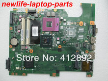original for HP CQ61 G61 motherboard 577997-001 DA00P6MB6D0 DDR2 maiboard 100% test fast ship