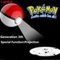 Pokeball Generation3 Cargador Banco de la Energía 12000 mah Regalo Christom Juego Pokemon Ir Móvil Powerbank Banco de la Energía de Poke bola de Peluche de Juguete